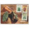 max056 - 1977 Pedras Preciosas - série. Minerais.Carimbo Comemorativo -  PORTUCALE 77 Porto-Portugal