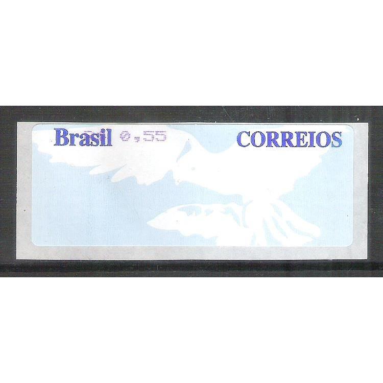 SE-035 - 2004 - Pomba Branca, valor R$ 0,55 , novo.