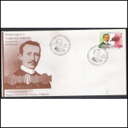 FDC-641 - 1995 - Guglielmo Marconi - Precursor da Radiofusão. Personalidade.