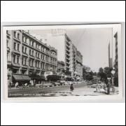 ctb26 - 3-Curitiba - Cinelandia - Braz Hotel. Foto Postal Colombo