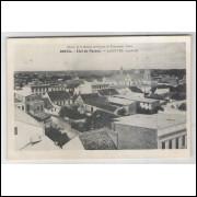 ctb29 - Cartão postal antigo, Curityba-Vista, Catedral. Ed. de la Mission Brésilienne de Propagande.