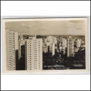 ctb33 - Foto postal Colombo, 57 - Curitiba - Vista Parcial.