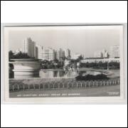 ctb36 - Foto postal Colombo, 62 - Curitiba - Praça Rui Barbosa.