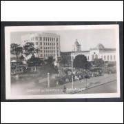 Foto Postal ano 1953, Câmara do Comércio, Rio Grande.
