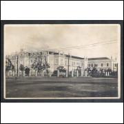 Foto Postal anos 50, Hospital de Caridade, Curitiba.
