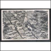Foto Postal Ano 1954, Fortaleza, vista aérea.