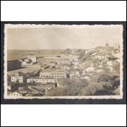 Foto Postal Ano 1950 Salvador, vista parcial.