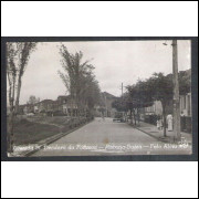 Foto Postal Alves Ano 1952 Itabuna, Avenida Marechal Deodoro da Fonseca.