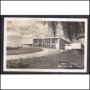 Foto Postal C.O.42a Belo Horizonte anos 50 Casino da Pampulha