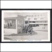Foto Postal ano 1958 Curitiba, Hipódromo Tarumã.