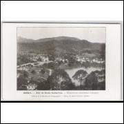 bl01 - Postal antigo - Blumenau - Santa Catharina.Édition de la Mission de Propagande.