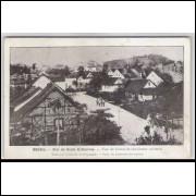 joi12 - Postal antigo - Vista de Joinville - SC. Édition de la Mission de Propagande.