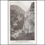 ca02 - Postal antigo- Cachoeira de Campo Alegre-Santa Catharina.Édition de la Mission de Propagande.