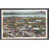 Postal antigo série 233 Santos, Cidade e o Porto.