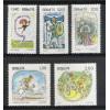 1974 - C-829-33 - Folclore - Lendas Populares. Saci Pereê - Zumbi - Chico Rei - Negrinho - Iara.