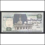 Egito (P.56) 5 Pounds 1986-87 fe