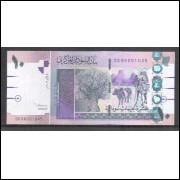 Sudão (P.67), 10 Pounds, 2006, fe.