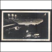 Postal Fotolabor 56 Estádio Pacaembu São Paulo. Futebol.