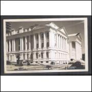 Foto Postal Colombo 70 Universidade do Paraná, Curitiba, anos 50.