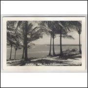 re15 - Cartão postal antigo, Barra de Suape - Pernambuco.