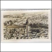 re16 - Cartão postal antigo, Vista aérea - Recife - Pernambuco.