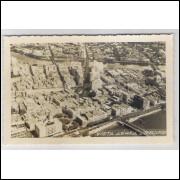 re17 - Cartão postal antigo, Vista aérea - Recife - Pernambuco.