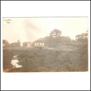 Foto Postal Provavelmente Curitiba 1919 Passeio Público