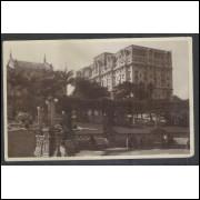 SP41 - Cartão Postal antigo, Hotel Esplanada, São Paulo.
