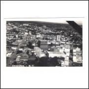 Foto Postal antiga (2), Vista Criciúma, provável anos 50