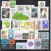 1971 - Coleção dos 27 Selos Comemorativo, novos, mint..