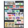 1972 - Coleção dos 48 Selos Comemorativo + 3 blocos, novos.