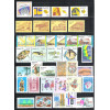 1975 - Coleção dos 48 Selos Comemorativos, novos.