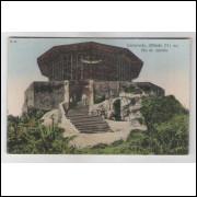 RJ96 - Cartão postal antigo, Corcovado , Rio de Janeiro.
