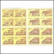 1975 - C-876/9 - Quadras, Fortalezas Coloniais