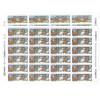 1994 - C-1945/6 - Festas Juninas. Caruaru e Campina Grande. Folclore. Folhas com 24 selos cada.