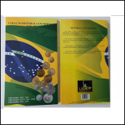 Álbum para moedas do Brasil. Volume 3, De 1942 a 1975.