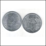 1975 - 5 Centavos, fc.