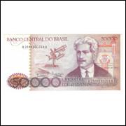 C174 - 50000 Cruzeiros, 1985, Dornelles / Lemgruber, S/FE. Oswaldo Cruz.