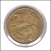 2011 - 10 Centavos Reverso Horizontal à direita.