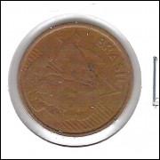 2013 - 5 Centavos Reverso Horizontal à direita.