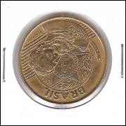 2013 - 25 Centavos, Reverso Invertido, soberba.