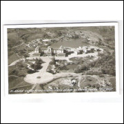 AA03 - Cartão postal antigo, Araxá, Grande Hotel. Foto Postal Colombo.