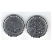 1979 - 1 Centavo, fc. Soja.
