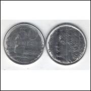 1978 - 50 Centavos, fc. Aço.