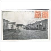 mc03 - Cartão postal antigo, circulado, Maceió - Alagôas, Arrabalde de Bebedouro. Livraria Fonseca.