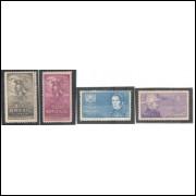 1935 - C-91/94 - Centenário da Revolução dos Farrapos, novo, MINT.