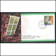 FDC-046 - 1974 - Casa da Moeda do Brasil.