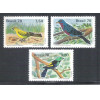 1978 - C-1036-38 - Pássaros Brasileiros. Proteção à fauna.