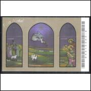 B-143 - 2006 - Natal - Anunciação. Pintura.