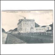 RJ132 - Foto Postal antiga, Rio de Janeiro, Hotel Copacabana Palace.